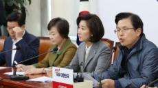 """황교안 """"文의 '남쪽정부' 발언은 반헌법적…공식 취소·국민 사과해야"""""""