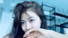 40대 하지원 맞아?…소녀 감성 물씬 '풋풋한' 생얼 셀카 공개