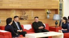 """김정은, 시진핑에 답전…""""사회주의 한길에서 북중친선 계승"""""""
