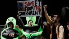 미국 '51구역 습격' 축제로 끝…UFO·외계인 못 찾아