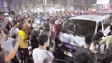 이집트 '아랍의 봄' 그 광장서 반정부 시위