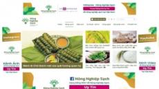 [aT와 함께하는 글로벌푸드 리포트] SNS에 유기농제품 소개…베트남 '팬페이지' 인기