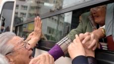 이산가족 민간교류, 문재인 정부 출범 이후 급감
