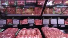 돼지고기 소매가 100g당 1900원대로 하락