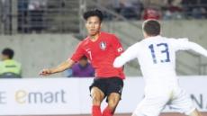이강인·정우영·백승호·이동경…한국축구 쑥쑥 크는 영건들