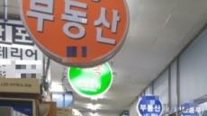 현장점검 기싸움…문 닫은 공인중개업소 vs. 불시점검 노리는 국토부·서울시