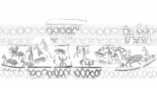 1500년 전 토기에서 신라 행렬도 첫 발견