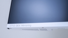 [IT리뷰-큐닉스그룹 QX2712C]DEX 폰과 쓰면 올인원 PC로 변신!