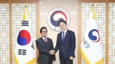 한·방글라데시 세정정책 협력 논의…김현준 국세청장, 韓기업 세정지원 요청