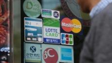 법인카드 마케팅비용 '결제액의 0.5%' 못넘는다