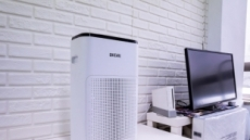 [IT리뷰-큐닉스그룹 AIRQ-100]작지만 강력한 성능의 공기청정기