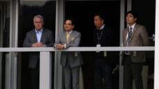 [헤럴드pic] 경기 관람하는 이재현 CJ그룹 회장