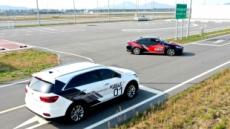 앞 차가 급정거하자 차가 알아서 우회…현대모비스-KT, OTA·C-V2X 기술 개발