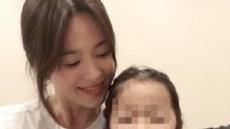 '조카바보' 송혜교, 여배우 아닌 평범한 일상 공개