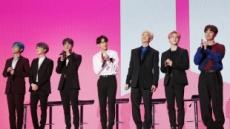 방탄소년단 'MTV 유럽뮤직 어워즈' 2관왕…2년 연속 수상