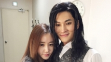 박은태·고은채 부부 셋째 득녀…다둥이 부모 됐다