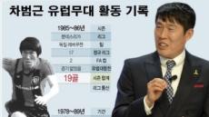 '차붐' 차범근, 獨정부서 십자공로훈장 '영예'