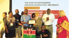 유엔 국제의약상 '종근당 고촌상' '결핵환자 인권보호' 케냐 NGO 선정