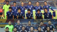 [U-17 월드컵] 일본, 멕시코에 완패…8강 한일전 무산