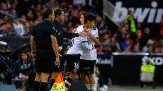 발렌시아 이강인 막판 교체 투입…팀은 2-0 승리