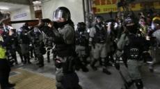 '시위 중 체포' 홍콩 16세 소녀, 경찰에게 집단 성폭행 당해 낙태