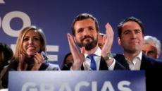 스페인 총선, 극우 돌풍-사회당 과반실패…카탈루냐 독립 시위 영향