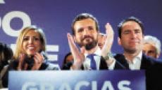 스페인 총선 우파 약진…정치혼란 지속