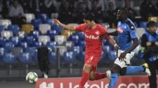 '홀란드 해트트릭' 잘츠부르크, 3-0 완승…황희찬 68분 출전