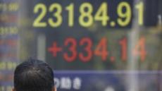 아시아 증시, 일제히 하락…미-중 무역 불확실성 여파