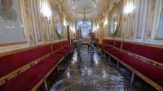 """50년 만에 최악의 홍수 덮친 베네치아, 전문가 """"도시 가라앉고 있어"""""""