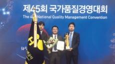 LH, 국가품질경영대회 대통령 표창