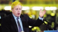 """존슨 """"클린에너지"""" vs 노동당 """"의료""""...한달 앞 영국 총선 '공약전쟁' 시작"""