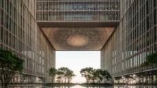 현대건설, 아모레퍼시픽 신사옥 조경 IFLA 우수상 수상