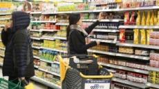 오렌지주스, 된장, 콜라 가격↑…가공식품 가격 0.4% 상승