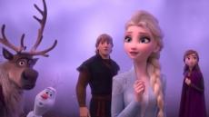 '겨울왕국 2' 극장 비수기에 특수를 맞고 있다