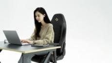[IT리뷰-제닉스 오비스 V400]사무용과 게이밍 의자의 특징을 하나로!