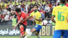 한국축구 FIFA 랭킹 40위권으로 밀려…일본이 亞1위 꿰차