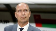 '월드컵 4강' 이끈 핌 베어벡 감독 암 투병 끝 별세