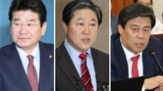 '포스트 나경원' 경선 4파전…'非박' 강·심 vs '親박' 유·김 선택은?