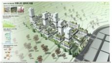대한민국 공공주택 설계 공모전 대상 '양산 사송지구'