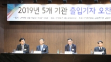 """김태영, """"10년내 금융그룹 시가총액 30조원 달성해야"""""""