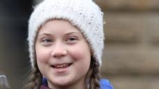 16세 환경운동가 툰베리, 美타임 '올해의 인물'에