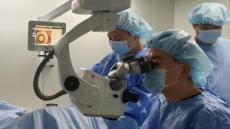 작년 우리나라 사람 40만명이 받은 '최다 수술'은?