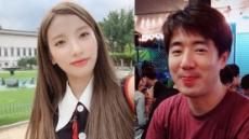 지숙, 서효림 부케 받아…연인 이두희와 결혼설 '모락모락'