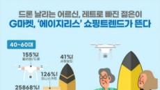 드론 날리는 60대, 우표 수집하는 20대…나이 없는 시대