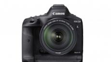 캐논 'EOS-1D X Mark III', 예약 판매 이틀만에 조기 매진