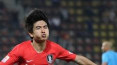 한국 남자축구 호주꺾고 '9회 연속 올림픽출전' 대기록