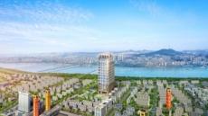 부동산 규제 속 돋보이는 중앙 건설 '신반포 중앙하이츠'
