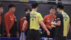 남자탁구, 도쿄올림픽 간다…체코에 완승