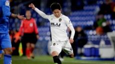 이강인, 국왕컵 2경기 연속 선발…발렌시아 8강행